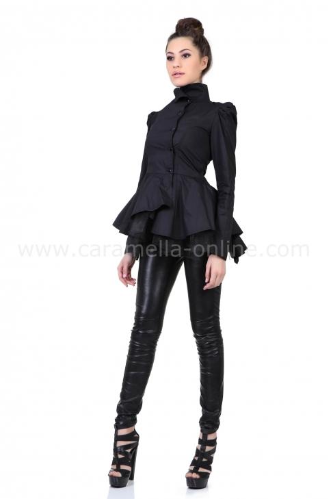 Риза Siluet Black 022168