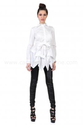 Shirt Karin White