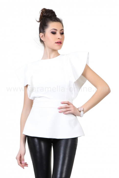 Top Pearl White 022171
