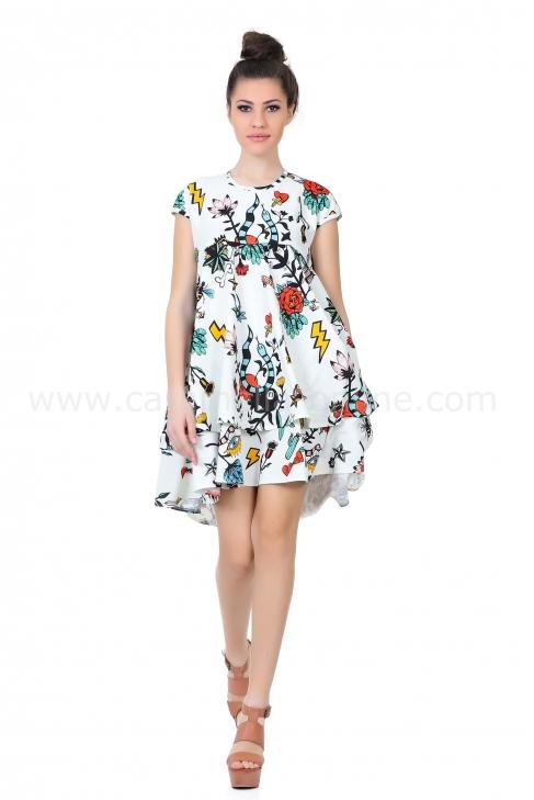 Dress Plain Deress 012256