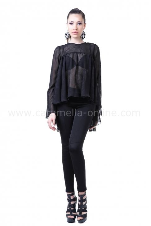 Tunic Petra Black 022176
