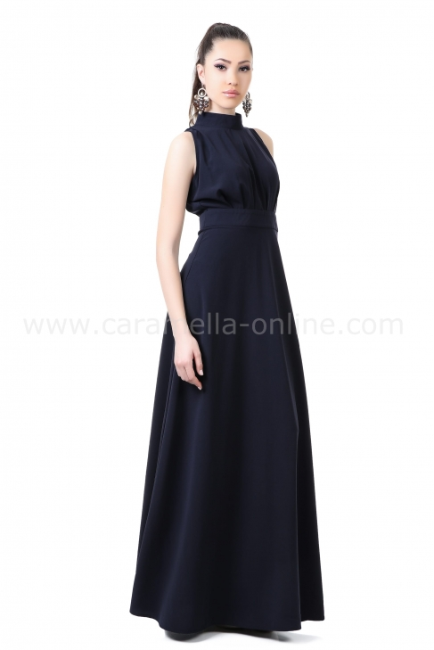 Dress Deep Blue 012265