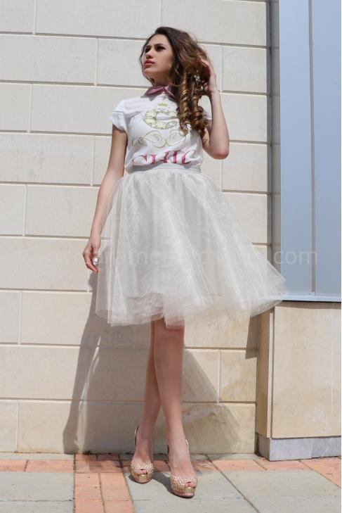 Skirt Cristal Shine 032041