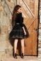 Skirt Black Cristal 032044 3