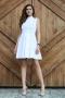 Dress Silver White 012268 4