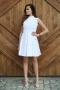 Dress Silver White 012268 5