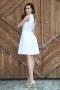 Dress Silver White 012268 6