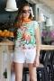 Блуза Orange Flamingo 022183 3