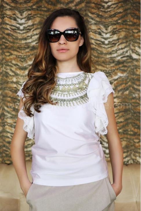 Блуза Gold jewel 022185