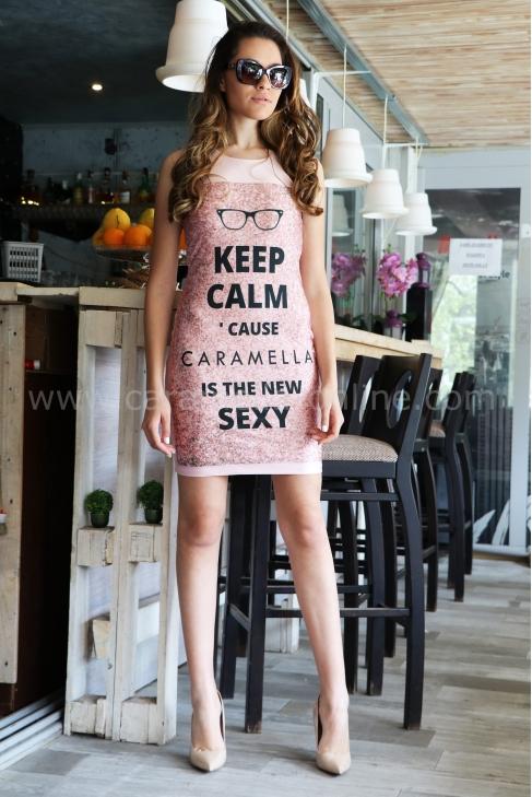 Dress Caramella is new sexy 012269