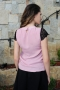 Top Pink Chiffon 022192 3