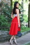 Skirt Ross Inna Red 032053 3