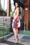 Skirt Red Flower 032054 6