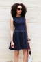 Dress Blue Berry 012275 4