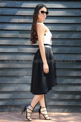 Skirt Black Caramella