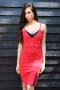 Dress Red Caramel 012276 3