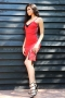 Dress Red Caramel 012276 4