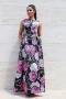 Dress Pink Flower 012278 1