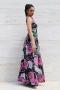 Dress Pink Flower 012278 4