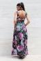 Dress Pink Flower 012278 2