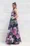 Dress Pink Flower 012278 5