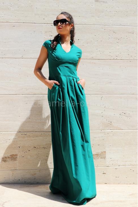 Dress Emerald 012281