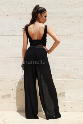Pants Black Colorite