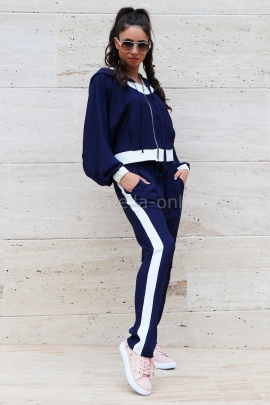 Pants Blue Sportie