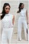 Пакет Панталон Ecru Style и Топ Cream Lace 1
