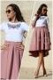 Пакет Пола Pink Luxury Cashmere и Блуза Amazing Flowers 1