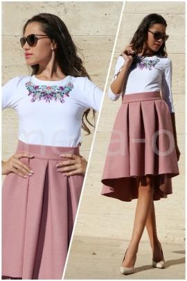 Пакет Пола Pink Luxury Cashmere и Блуза Amazing Flowers