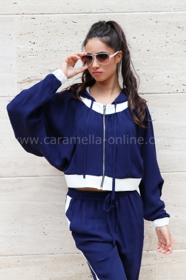Jacket Blue Sportie