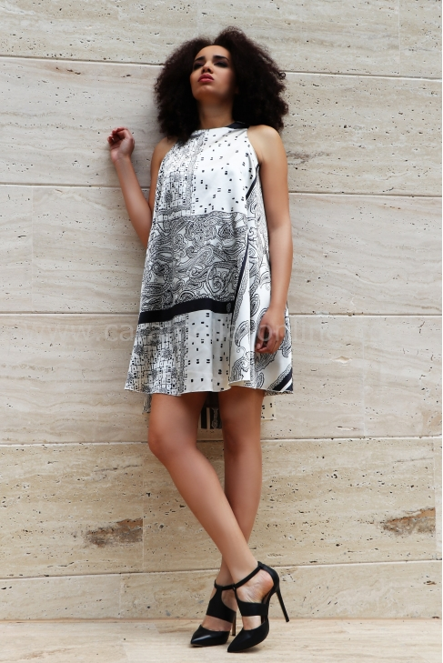 Dress Satin Noa 012287