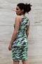 Dress Summer Camouflage 012288 2