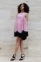 Рокля Rose Pink 012270 1