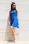 Dress Royal Blue 012290 3