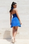 Dress Royal Blue 012290 2