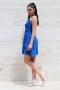 Dress Royal Blue 012290 4