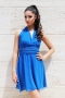 Dress Royal Blue 012290 5