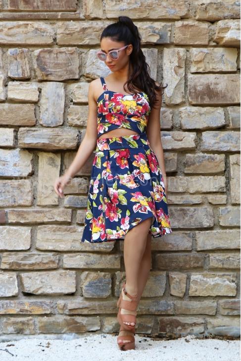 Skirt Flower Set 032061