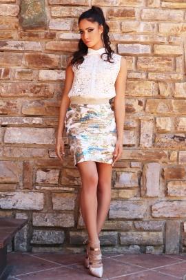Skirt Summer Sequins