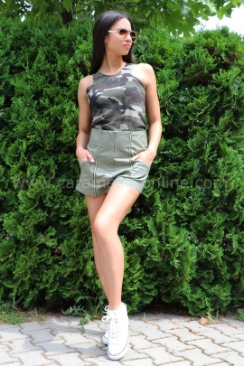 Pants Army Green