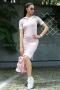 Dress Pink Sportie 012299 1