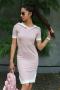 Dress Pink Sportie 012299 2