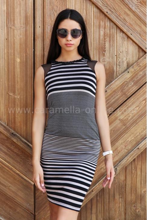 Рокля Basic Jersey 012301