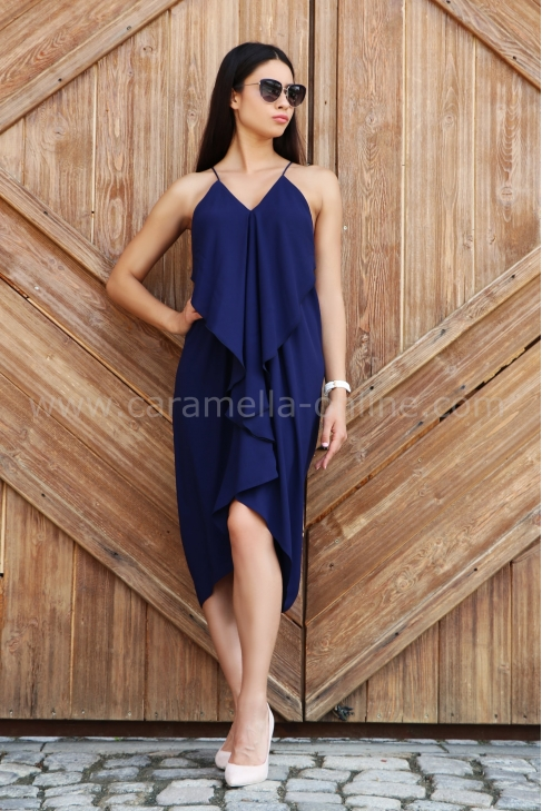 Рокля Blue Roll 012303