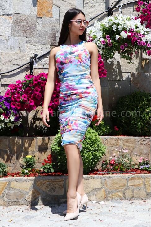 Рокля Summer Flower 012305