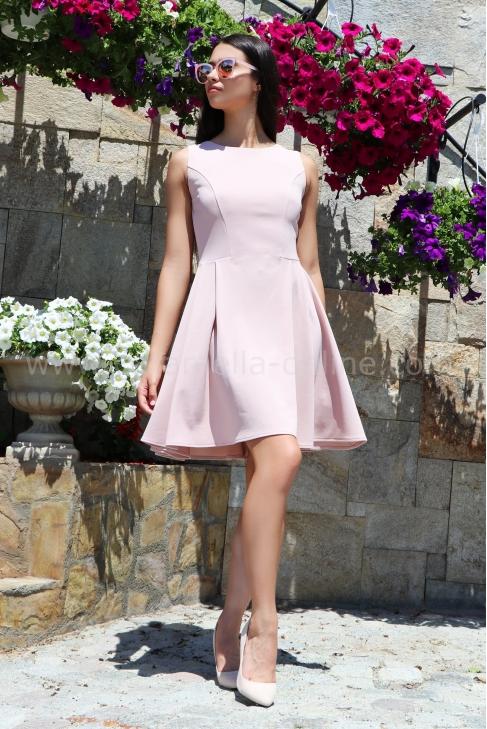 Dress Summer Pink 012309