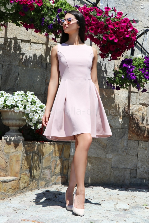Рокля Summer Pink 012309