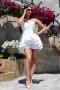 Bustier White Chic 022216 1